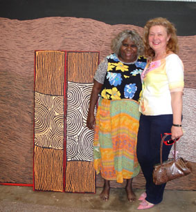 Photo: Aniela & Esther Giles, Alice Springs, August 2006